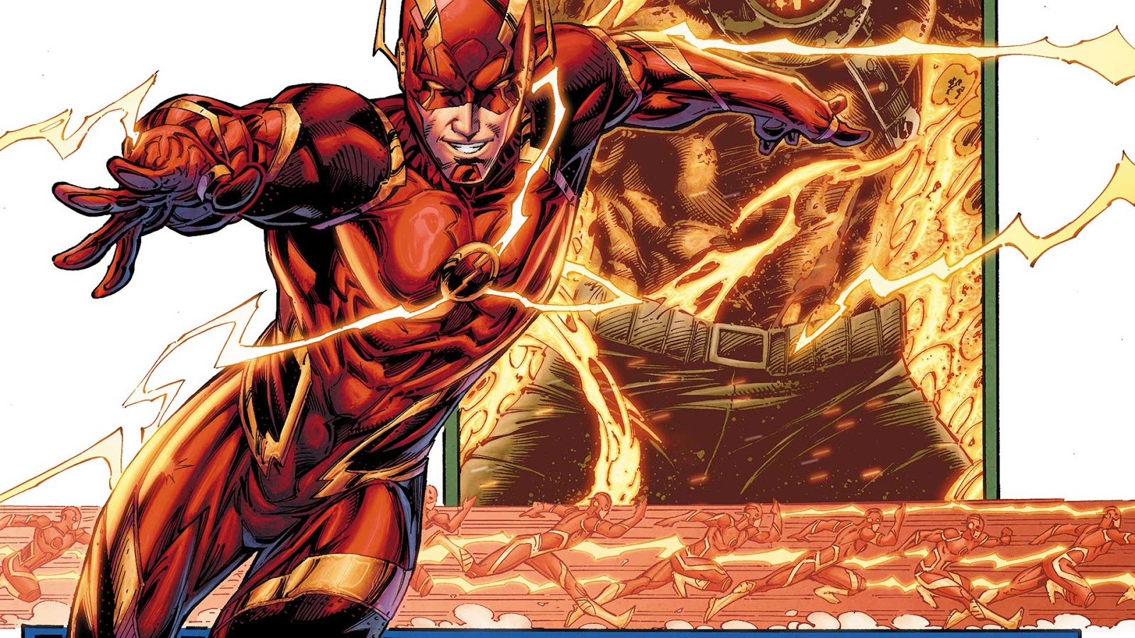 comics Flash dc