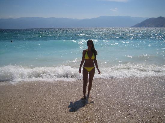 resort beach Nude orient