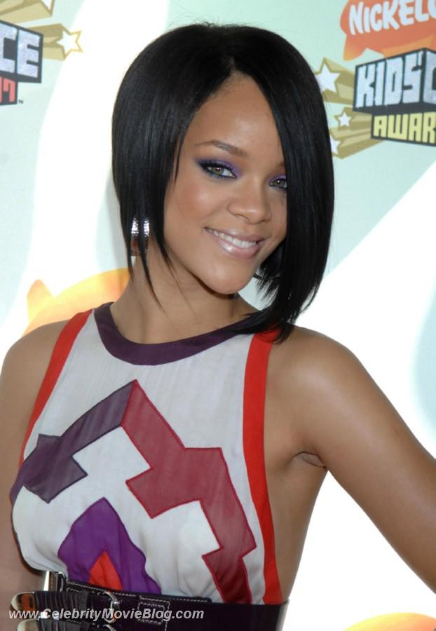 porn Rihanna nude sex