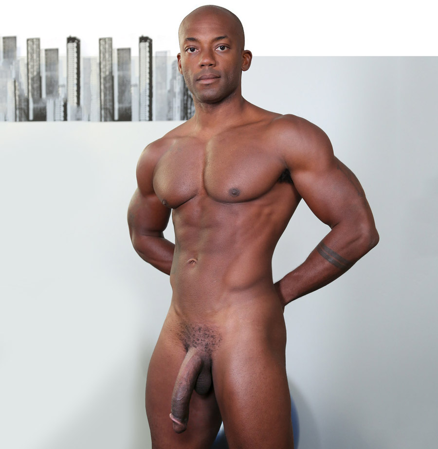models Sexy black men
