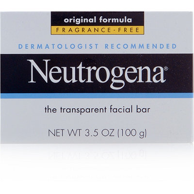 facial bar ingredients Neutrogena