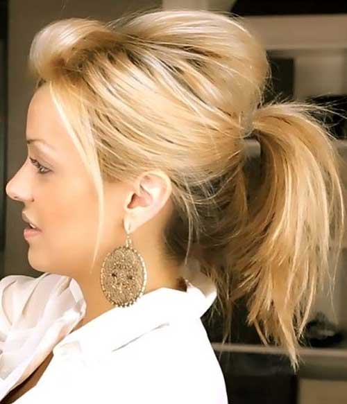 medium hairstyle Cute