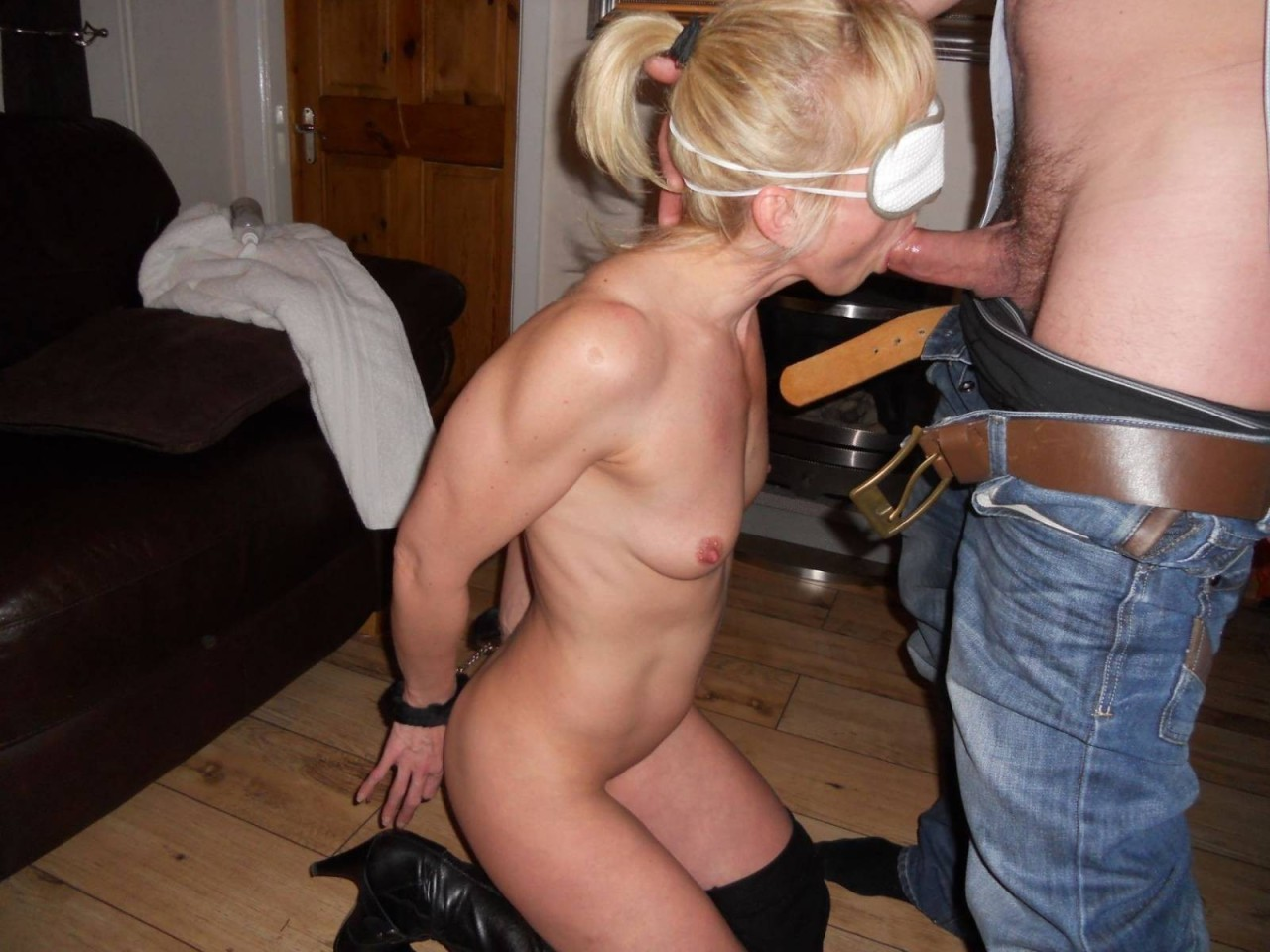 bound gagged Amateur