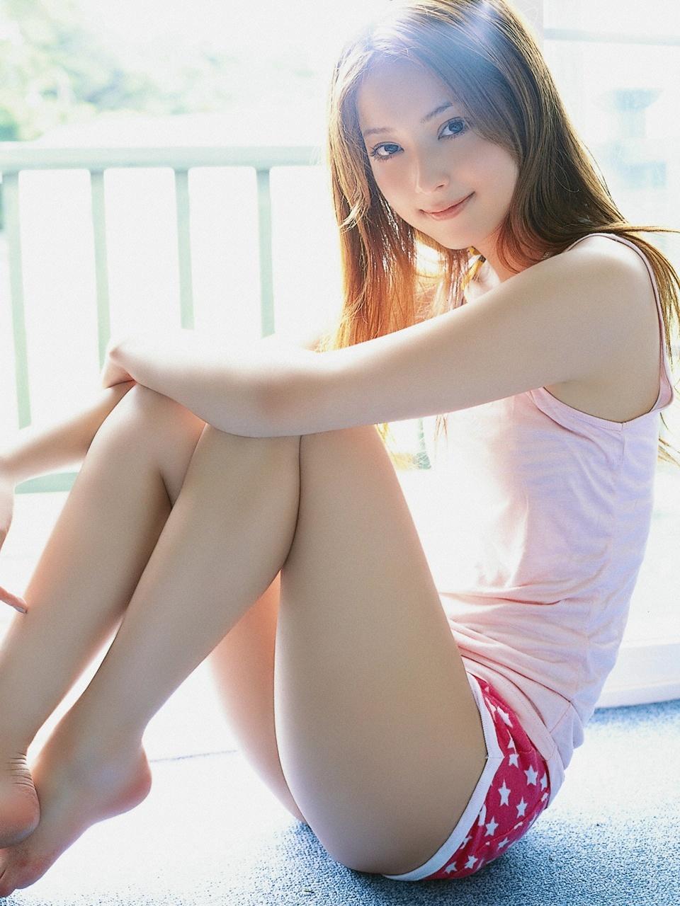 sasaki bikini nozomi Hot