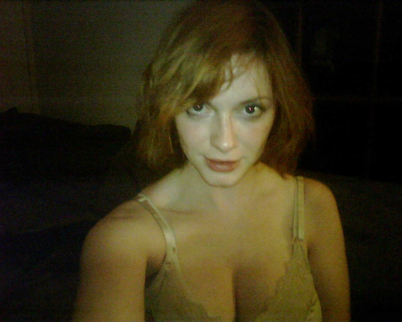 nude Christina hendricks