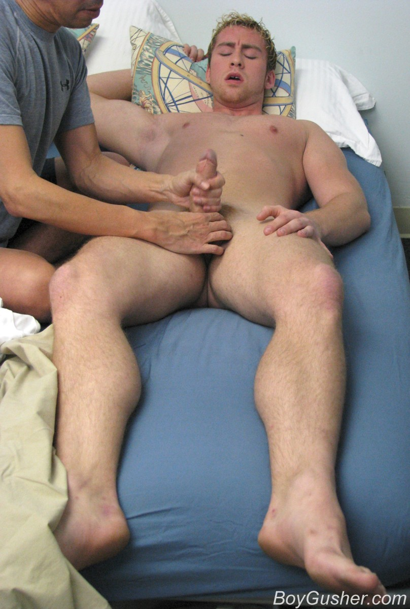 straight masturbating Older men