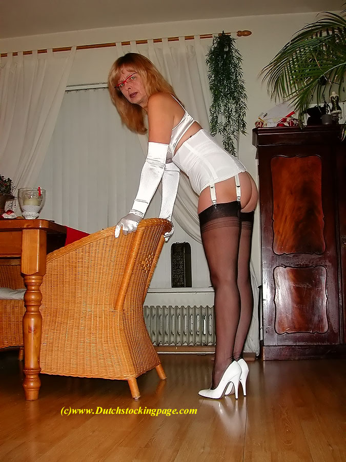stocking page dutch Christina