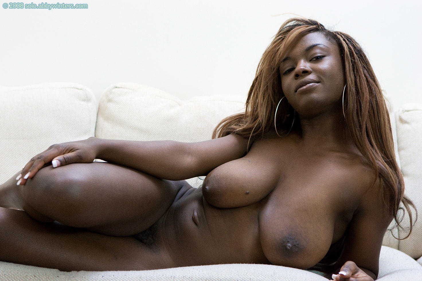 Naked african american women tasteful pictures