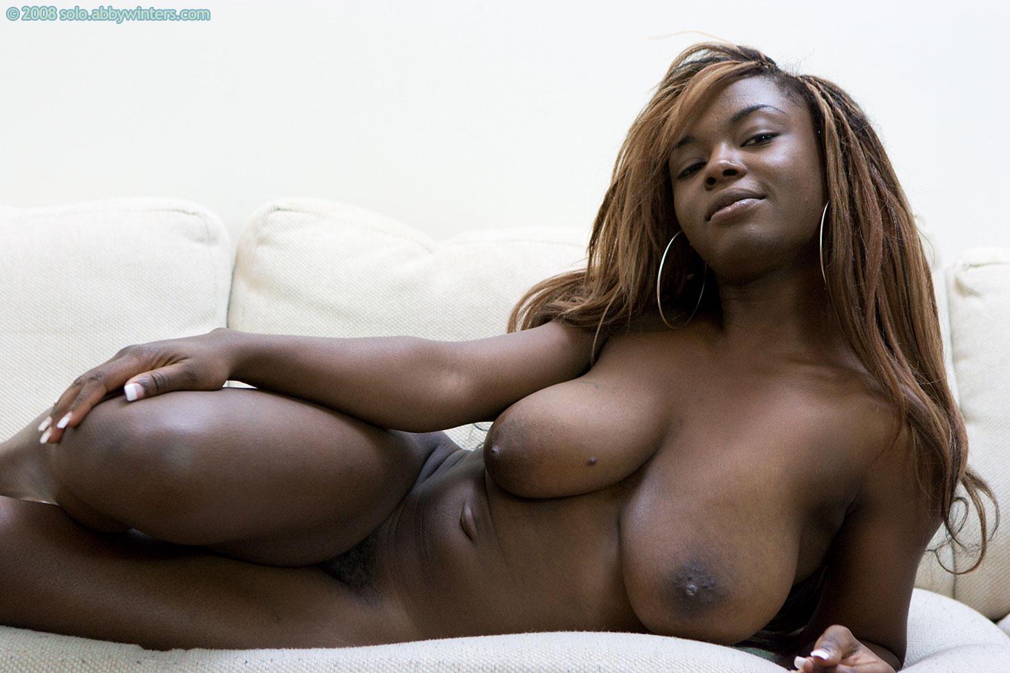 nudes Tasteful black