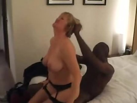 black man having sex anal with Wife