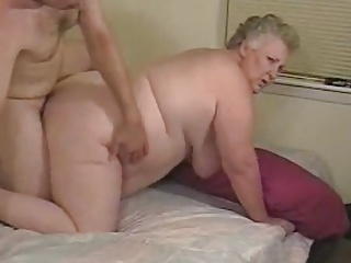 big cock mature Two granny takes