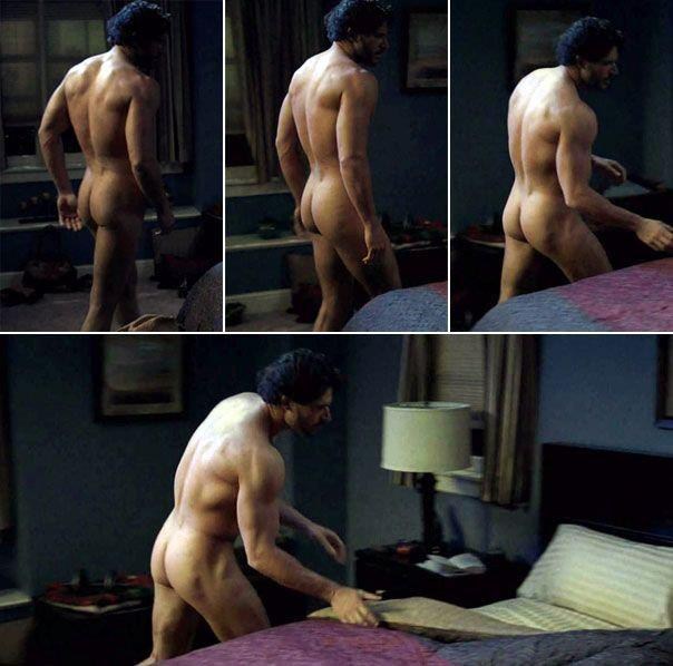 manganiello naked Joe