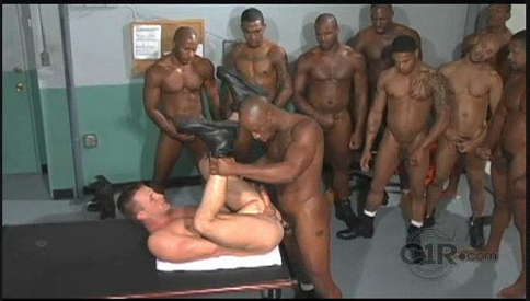 slaves Black sex gay male