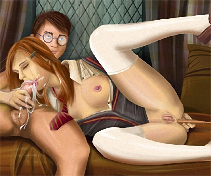 xxx hentai porn Harry potter