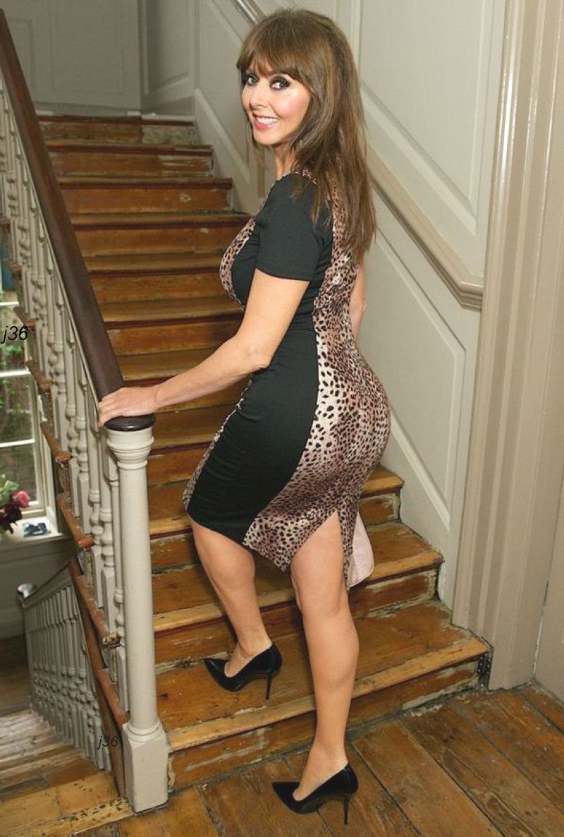 vorderman sexy pic or Carol or or