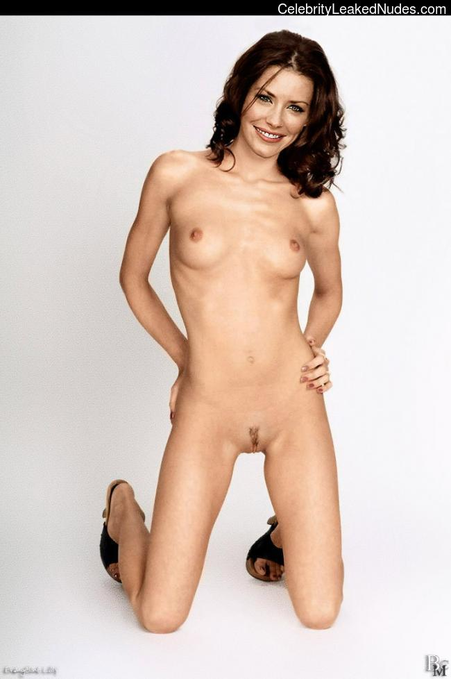 real Evangeline nude lilly