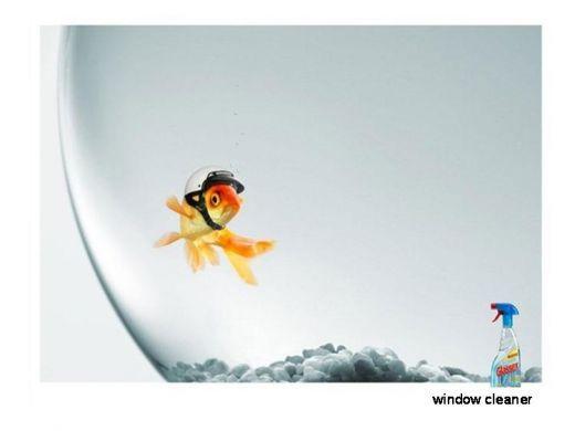 ad Award winning print