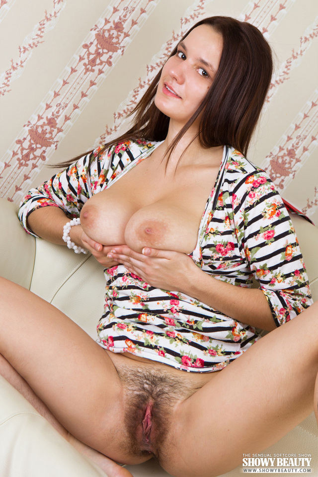 hairy pussy Most beautiful women