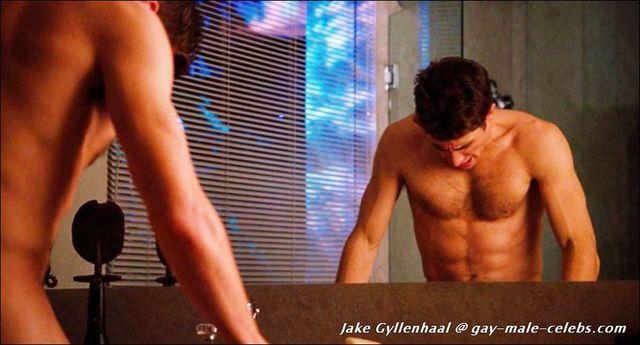 gay nude gyllenhaal Jake