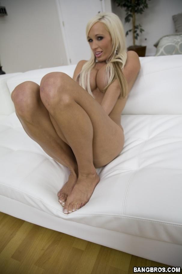 girl feet Blonde