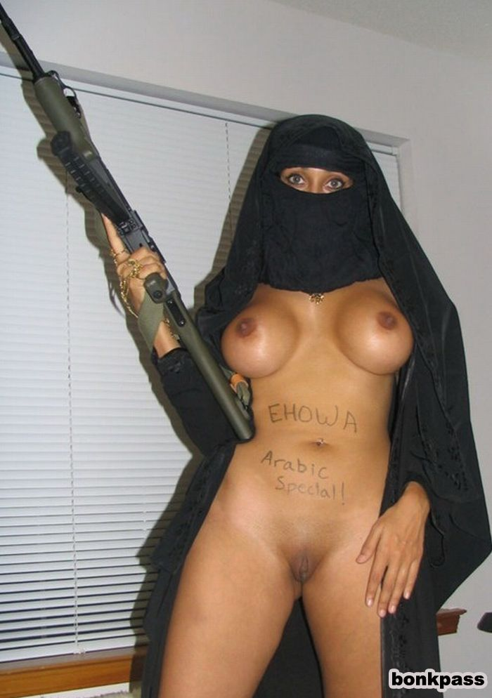boobs Muslim girls big
