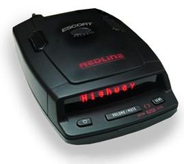 cheap Escort redline radar detector