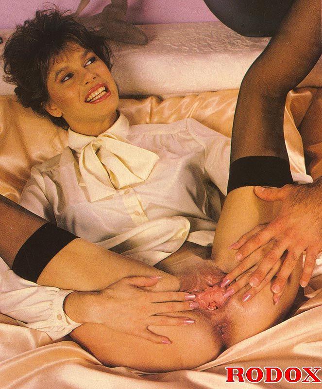 busty lady Rodox retro