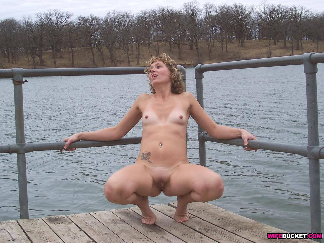 wife public exhibitionist Naked