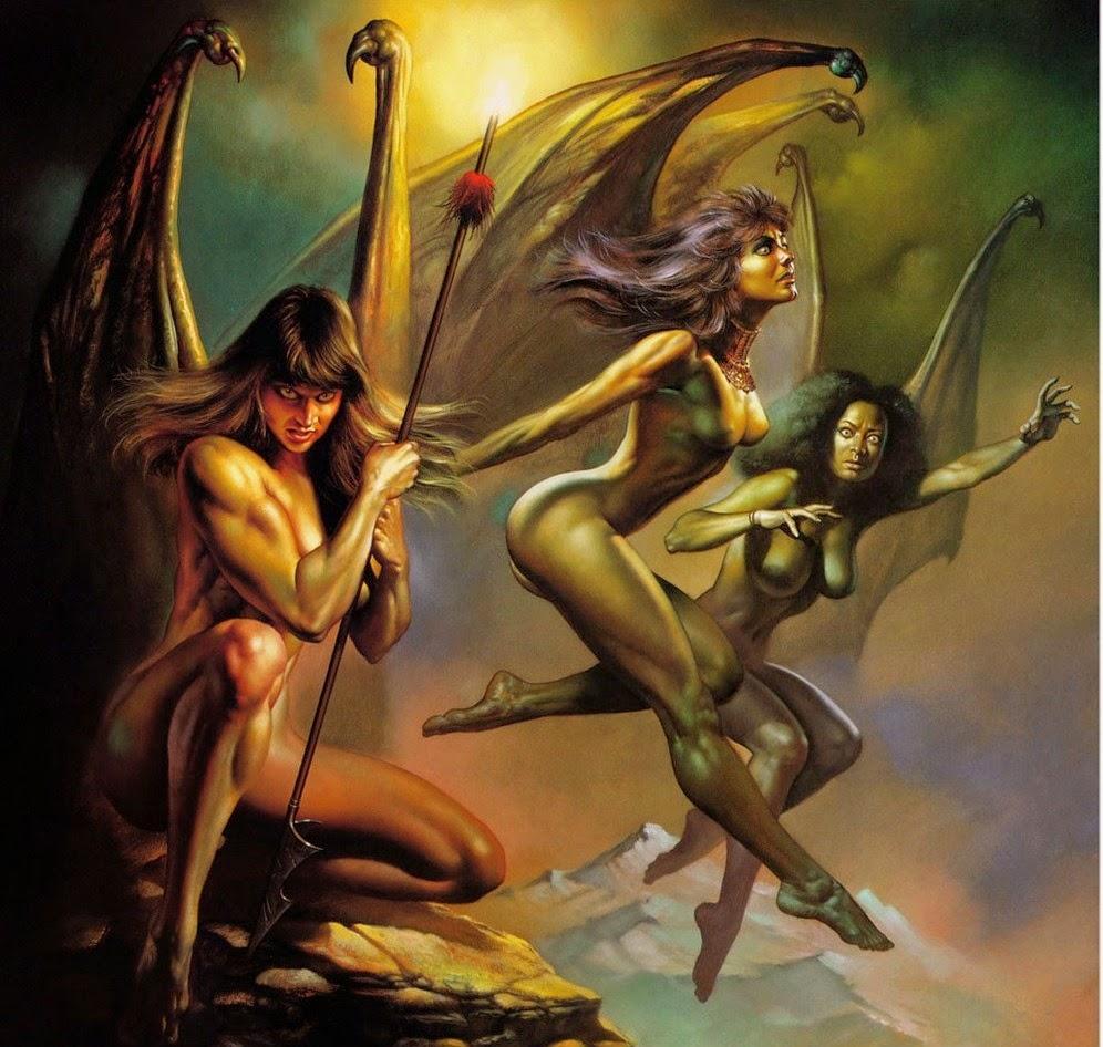 greek mythology Erinyes