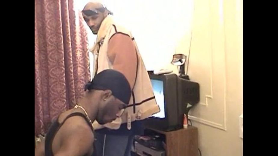 black gay thug porn Rough