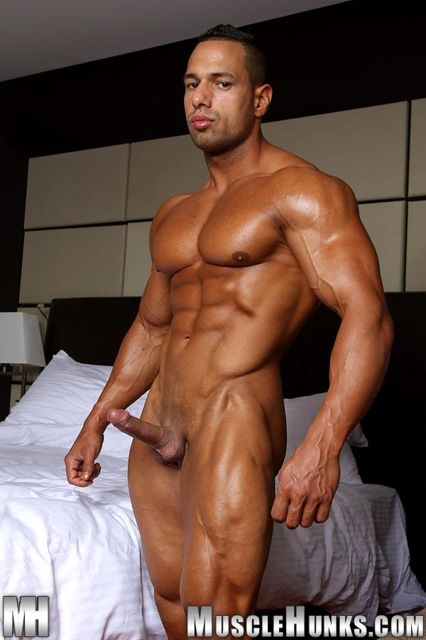 hunks Gay muscle