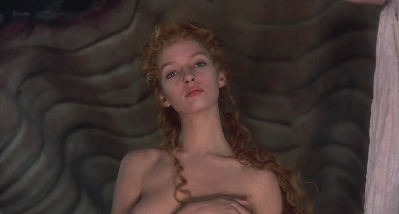 nude Uma thurman