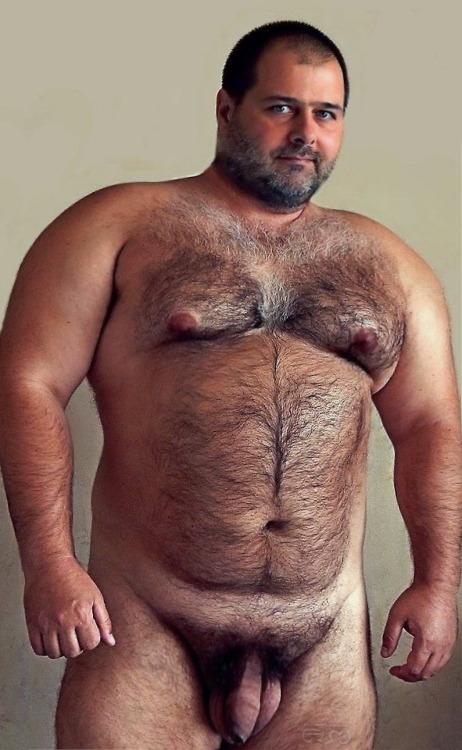 hairy men Gay naked bearded