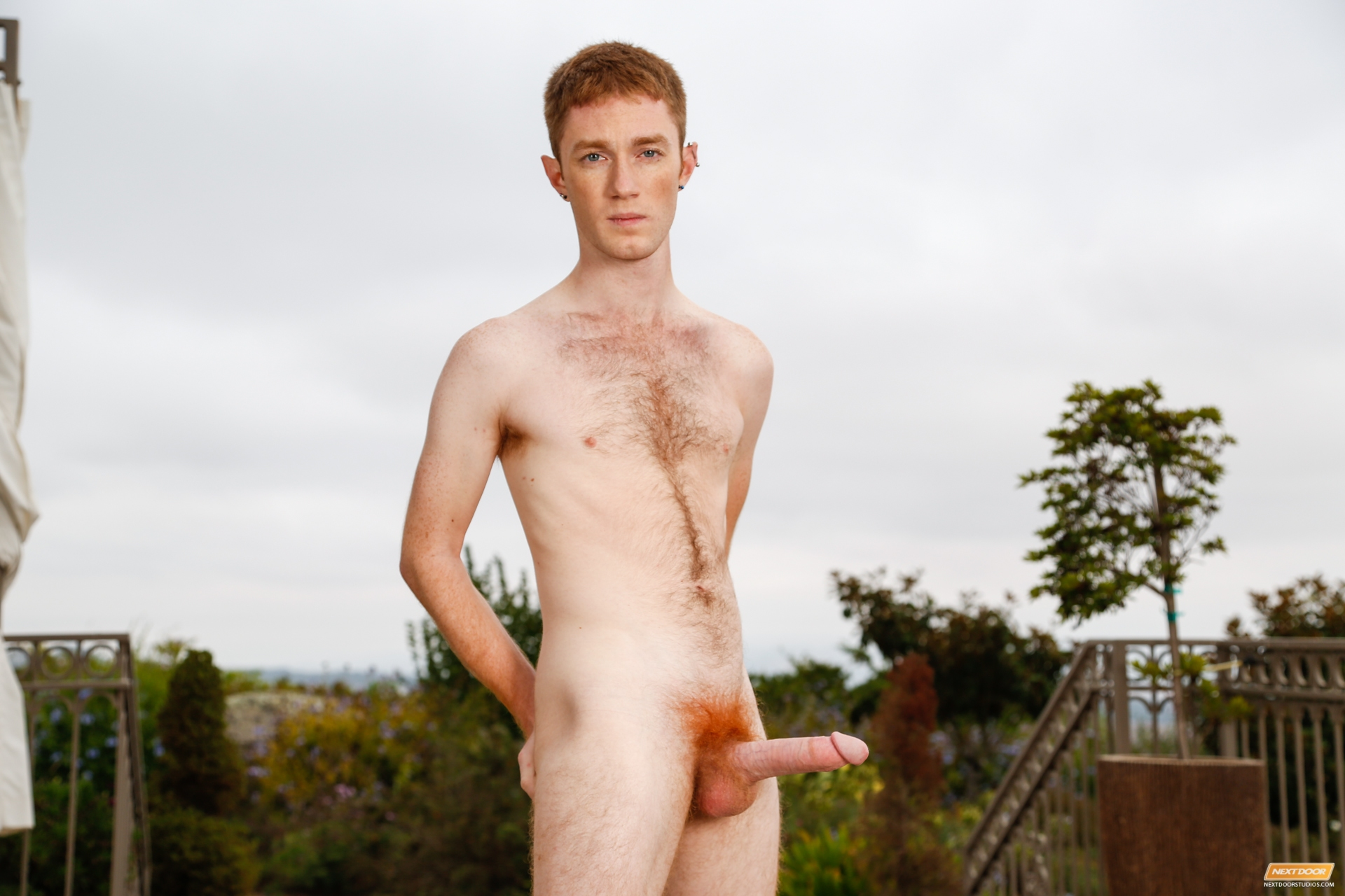 nude and men irish boys Black