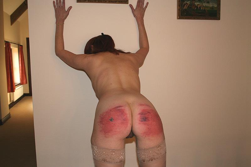 girls Brutal spanking