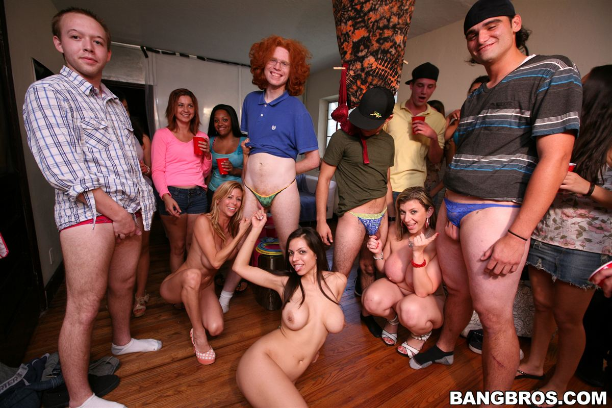 Blowjob party sorority
