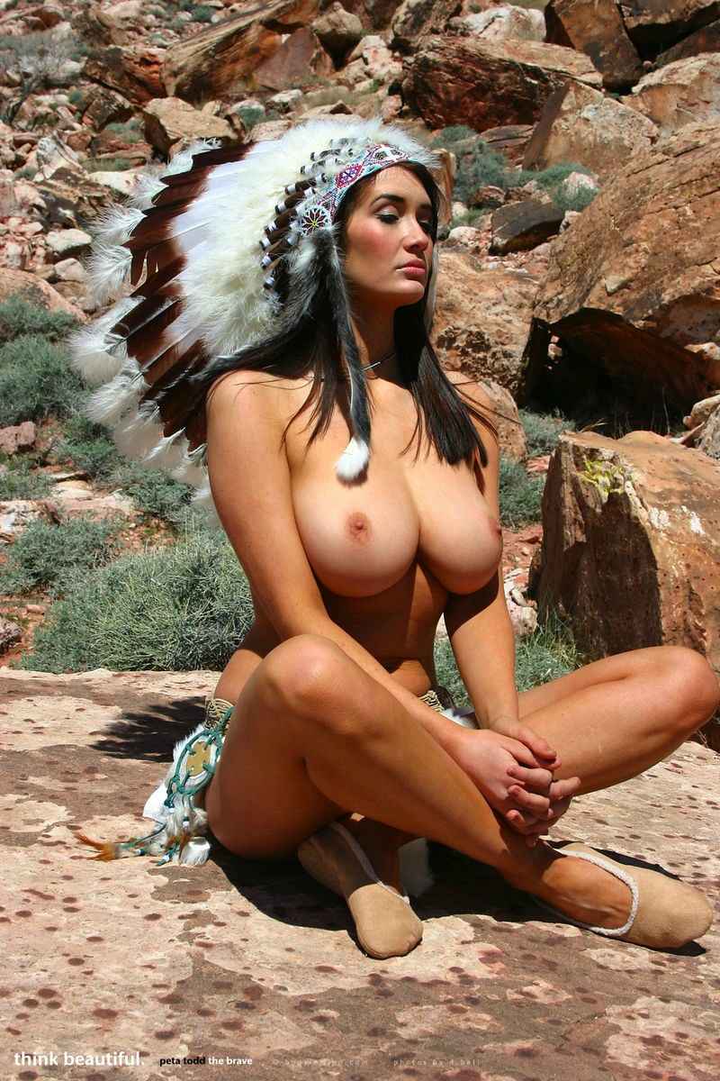 native pussy Nude american
