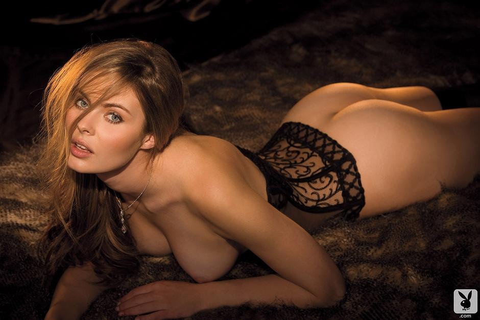 amanda nude playmate Playboy streich