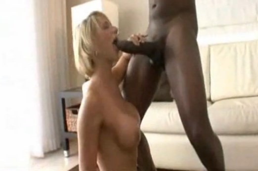 who crave cock black White women