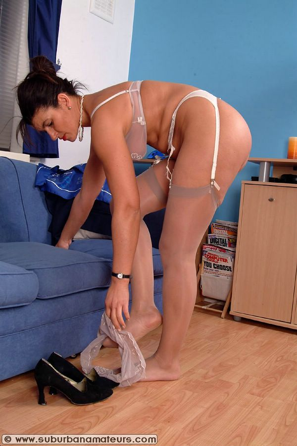 stewardess sex Pantyhose