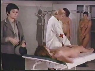 examination Nude military special