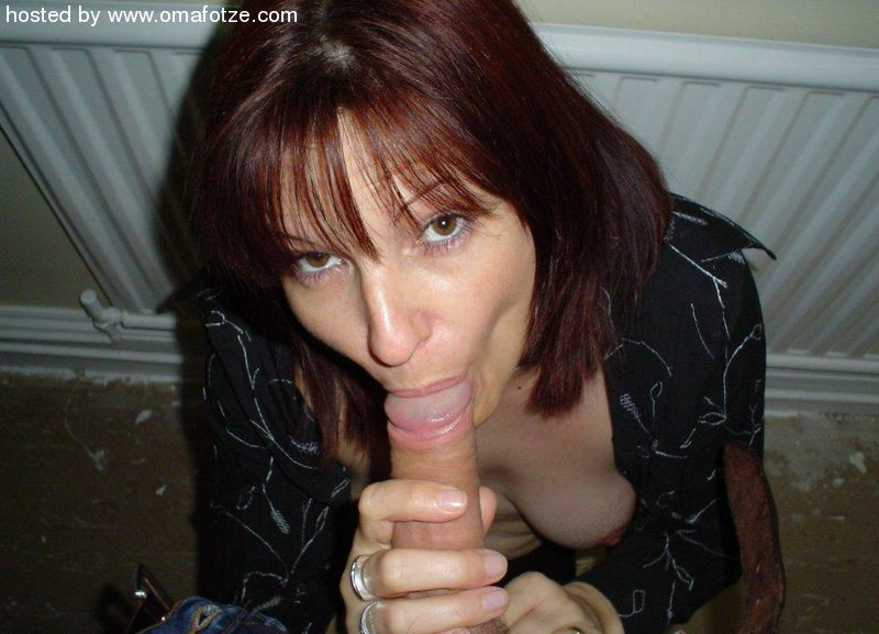 woman blowjob mature Older