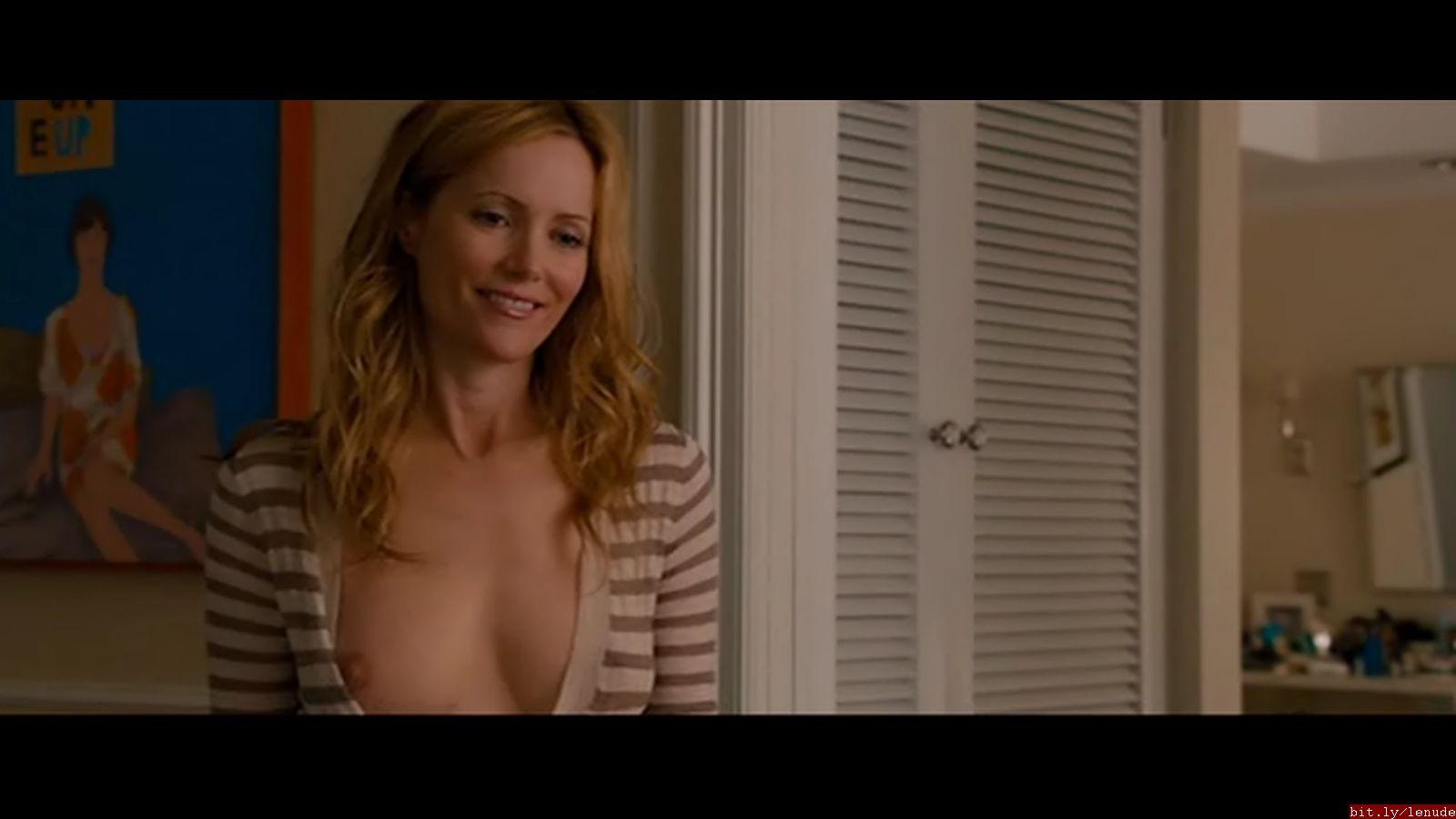 nude Leslie mann