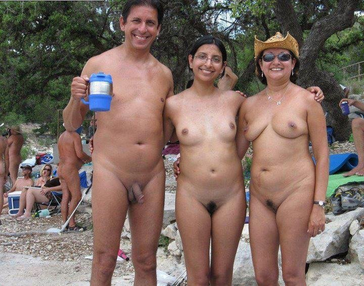 nudism nude beach X