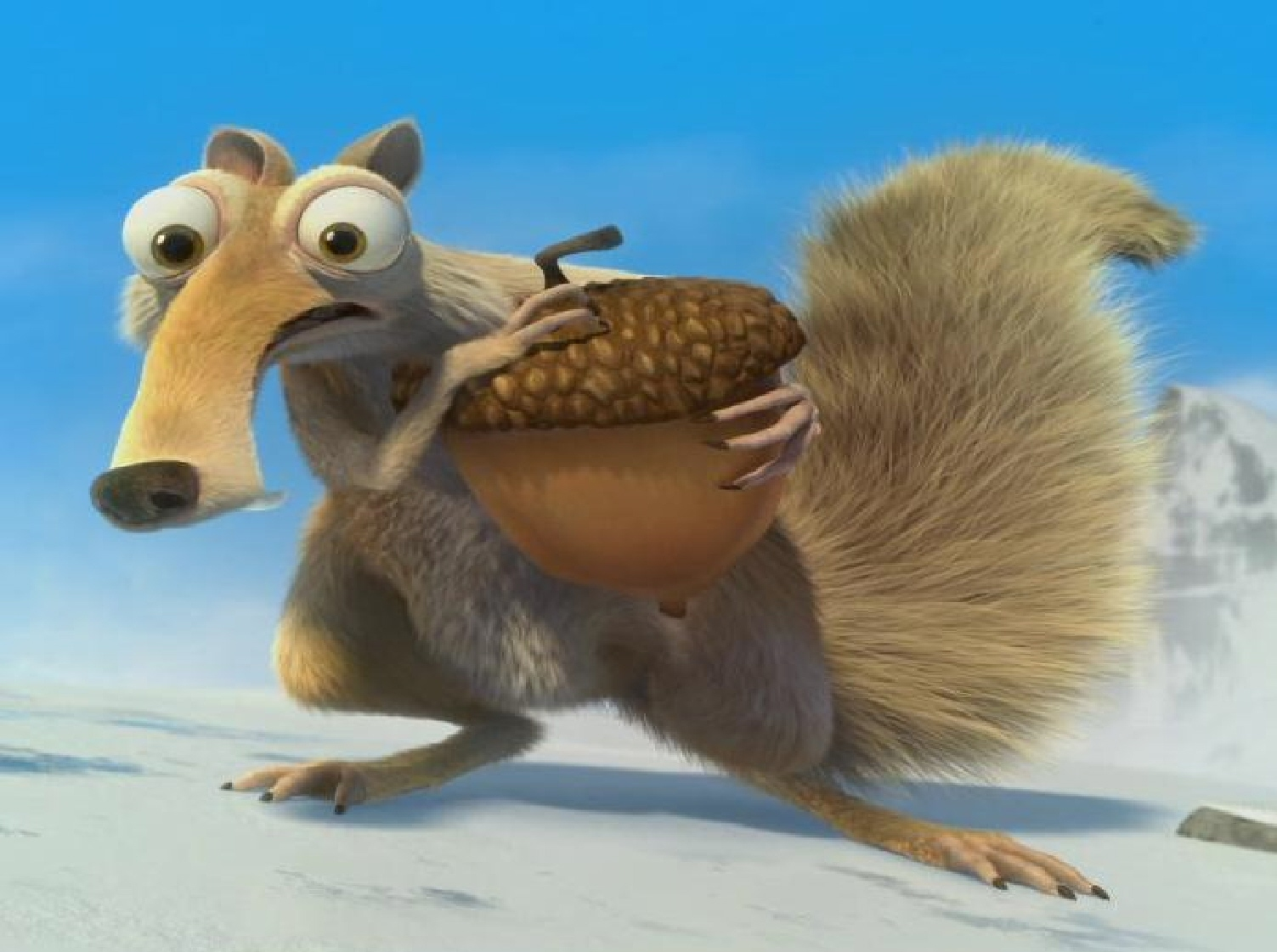 squirrel Ice age