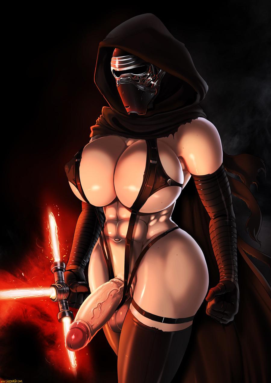 porn lesbian Star wars shemale