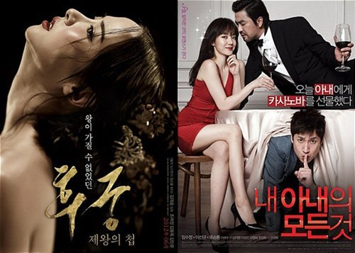 top Adult movie rated