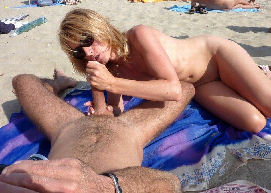 sex Nudist beach