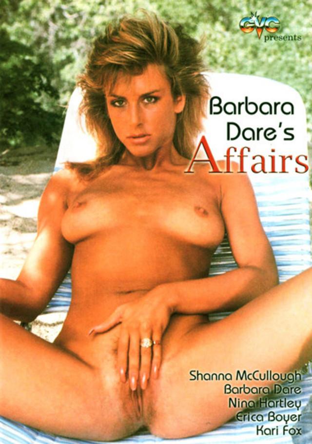 dare nude Barbara