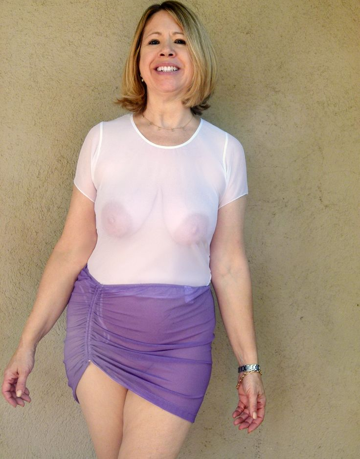 through see tops wearing Women